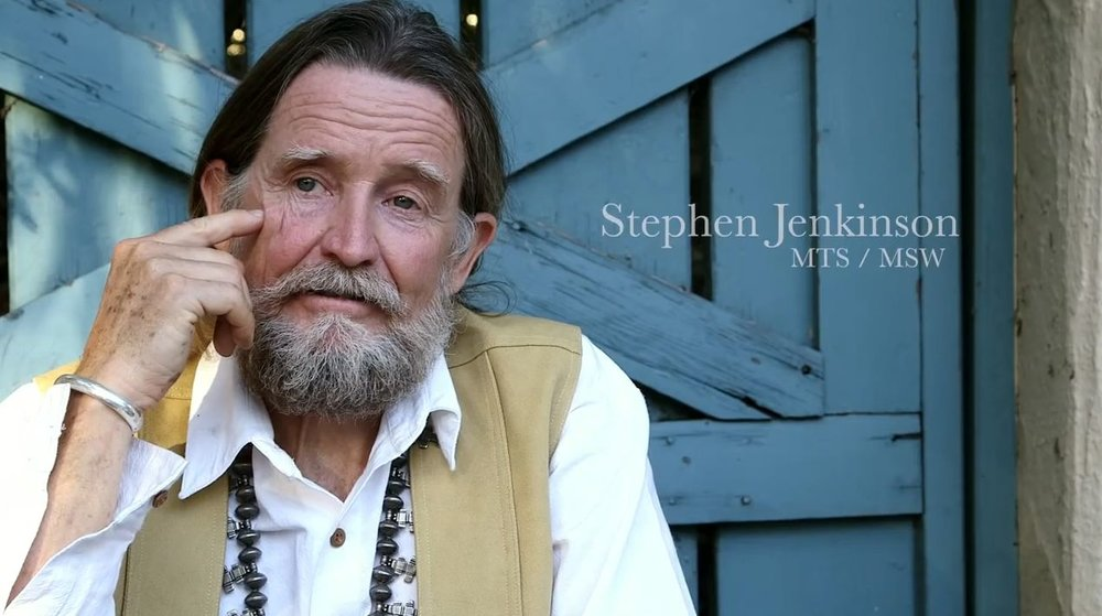 Stephen Jenkinson: Talking Grief