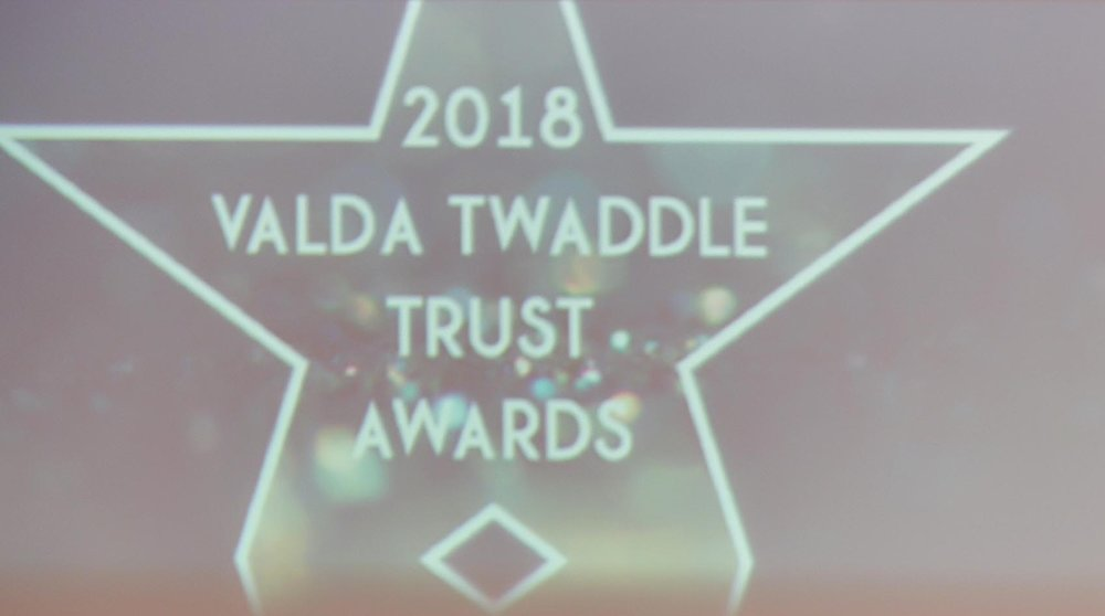 Valda Twaddle Trust Awards 2017